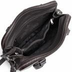 Adax Cormorano 231192 Business Bag Dark Grey, Farbe: grau, Marke: Adax, EAN: 5705483180540, Abmessungen in cm: 40.0x28.0x14.0, Bild 3 von 3