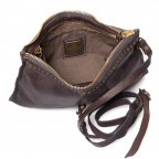 Campomaggi Ginestra Tasche Leder C4024-VL-2002 Grigio, Farbe: grau, Marke: Campomaggi, Abmessungen in cm: 30.0x18.0x3.0, Bild 3 von 4