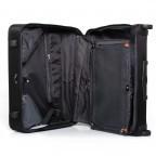 Samsonite X-Blade 75123 Garment Bag Wheels Black, Farbe: schwarz, Marke: Samsonite, Abmessungen in cm: 60.0x51.0x26.0, Bild 5 von 8