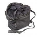 FREDsBRUDER Mixup 122-07-74 Beutel Dark Grey, Farbe: grau, Marke: FredsBruder, Abmessungen in cm: 35.0x32.0x12.0, Bild 4 von 4