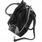FREDsBRUDER Große Liebe 67-531r-01 Shopper Black, Farbe: schwarz, Marke: FredsBruder, Abmessungen in cm: 35.0x31.0x12.0, Bild 4 von 4