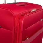 Samsonite NCS Auva 73822 Spinner 80 Red, Farbe: rot/weinrot, Marke: Samsonite, Abmessungen in cm: 48.0x80.0x26.0, Bild 2 von 8