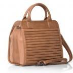 FREDsBRUDER Perfect Match 67-439-05 Shopper Leder Almond, Farbe: cognac, Marke: FredsBruder, Abmessungen in cm: 30.0x28.0x14.0, Bild 2 von 4