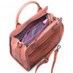 FREDsBRUDER Perfect Match 67-439-30 Shopper Leder Dusty Blush, Farbe: rosa/pink, Marke: FredsBruder, Abmessungen in cm: 30.0x28.0x14.0, Bild 3 von 4