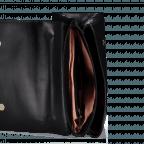 Marc Cain Handtasche HBTJ25L06-900 Black, Farbe: schwarz, Marke: Marc Cain, EAN: 4056255522503, Abmessungen in cm: 32.0x22.0x13.0, Bild 4 von 5