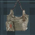 Anokhi Beutel Metallic Cheyenne 317-7280-322 Bamboo, Farbe: grün/oliv, Marke: Anokhi, Abmessungen in cm: 28.5x30.0x16.0, Bild 3 von 3