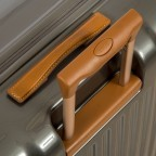 Brics Capri Trolley 4-Rollen 55cm BRK08029-004 Grey, Farbe: grau, Marke: Brics, Abmessungen in cm: 40.0x55.0x20.0, Bild 4 von 11