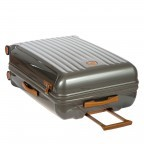 Brics Capri Trolley 4-Rollen 78cm BRK08032-004 Grey, Farbe: grau, Marke: Brics, Abmessungen in cm: 55.0x78.0x31.0, Bild 3 von 12