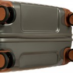Brics Capri Trolley 4-Rollen 78cm BRK08032-004 Grey, Farbe: grau, Marke: Brics, Abmessungen in cm: 55.0x78.0x31.0, Bild 7 von 12