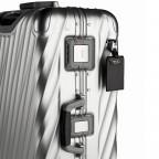 Tumi 19 Degree Extended Trip Packing 77.5cm 4Rollen Texture Silver, Farbe: grau, Marke: Tumi, EAN: 742315534701, Abmessungen in cm: 52.0x77.5x28.0, Bild 6 von 6