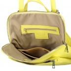 Hausfelder Rucksack Tasche I-DD-232532.D84 Hellgelb, Farbe: gelb, Marke: Hausfelder, EAN: 4065646002968, Abmessungen in cm: 29.0x38.0x11.0, Bild 9 von 9