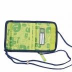 Ergobag Brustbeutel GaloppBär, Farbe: grün/oliv, Marke: Ergobag, EAN: 4260389767611, Abmessungen in cm: 10.5x7.0x1.0, Bild 2 von 2