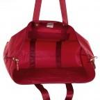 Brics X-Bag 2 in 1 Reisetasche Langgriff BXG30202 Rot, Farbe: rot/weinrot, Marke: Brics, Abmessungen in cm: 55.0x32.0x20.0, Bild 5 von 7