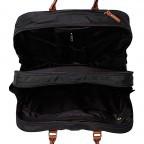 Brics X-Travel Business Trolley BXL38124 Schwarz, Farbe: schwarz, Marke: Brics, Abmessungen in cm: 40.5x36.0x16.0, Bild 4 von 4