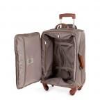 Brics X-Travel Trolley 4-Rollen 55cm BXL48117 Dove Grey, Farbe: taupe/khaki, Marke: Brics, Abmessungen in cm: 36.0x55.0x23.0, Bild 4 von 4