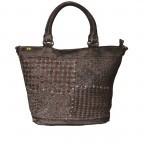 Desiderius Ailine Calla Shopper Dark Brown, Farbe: braun, Marke: Desiderius, Abmessungen in cm: 37.0x26.0x12.0, Bild 1 von 3