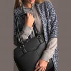 Socha Business Bag Couture Noir, Farbe: schwarz, Marke: Socha, EAN: 4029276048161, Abmessungen in cm: 44.5x32.5x14.0, Bild 6 von 6