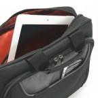 """Everki Laptoptasche Advance 11,6"""" Schwarz, Farbe: schwarz, Manufacturer: Everki, EAN: 0874933002222, Dimensions (cm): 32.0x23.0x5.0, Image 4 of 5"""