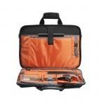 Everki Laptoptasche Versa Schwarz, Farbe: schwarz, Marke: Everki, EAN: 0874933002147, Abmessungen in cm: 46.0x34.0x15.0, Bild 4 von 7