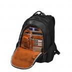 Everki Laptop-Rucksack Flight Schwarz, Farbe: schwarz, Marke: Everki, EAN: 0874933002055, Abmessungen in cm: 33.0x45.0x24.0, Bild 3 von 6