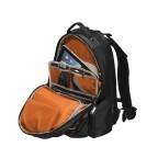 Everki Laptop-Rucksack Flight Schwarz, Farbe: schwarz, Marke: Everki, EAN: 0874933002055, Abmessungen in cm: 33.0x45.0x24.0, Bild 4 von 6