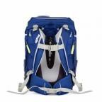 Ergobag Cubo Set 5-teilig SchlauBär, Farbe: blau/petrol, Marke: Ergobag, EAN: 4260389767031, Abmessungen in cm: 25.0x40.0x20.0, Bild 10 von 10