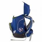 Ergobag Cubo Set 5-teilig SchlauBär, Farbe: blau/petrol, Marke: Ergobag, EAN: 4260389767031, Abmessungen in cm: 25.0x40.0x20.0, Bild 4 von 10