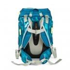 Ergobag Cubo Set 5-teilig EiszauBär, Farbe: blau/petrol, Marke: Ergobag, EAN: 4057081010912, Abmessungen in cm: 25.0x40.0x20.0, Bild 4 von 5