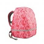 Ergobag Regencape Pink, Farbe: rosa/pink, Marke: Ergobag, EAN: 4260217196477, Abmessungen in cm: 24.0x31.0x5.0, Bild 1 von 2