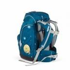 Ergobag Schulranzen-Set 6-teilig Galaxy Special Edition SternenwanderBär, Farbe: blau/petrol, Marke: Ergobag, EAN: 4260389766676, Abmessungen in cm: 25.0x35.0x22.0, Bild 4 von 5