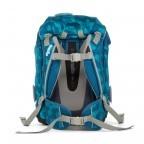 Ergobag Set 6-teilig EiszauBär, Farbe: blau/petrol, Marke: Ergobag, EAN: 4057081010714, Abmessungen in cm: 25.0x35.0x22.0, Bild 4 von 5