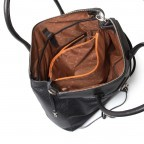 GiGi FRATELLI Romance 0038 Business Shopper Rubino, Farbe: rot/weinrot, Marke: Gigi Fratelli, Abmessungen in cm: 33.0x29.0x13.5, Bild 6 von 7