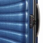 Samsonite Firelite 48574 Spinner 55 Dark Blue, Farbe: blau/petrol, Marke: Samsonite, Abmessungen in cm: 40.0x55.0x20.0, Bild 3 von 7