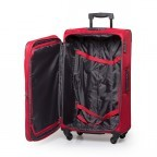 Travelite Rombo 2-Rad Trolley 52cm Rot, Farbe: rot/weinrot, Marke: Travelite, Bild 3 von 7