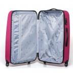 Travelite Robusto 4-Rad Trolley 77cm  Pink, Farbe: rosa/pink, Marke: Travelite, Abmessungen in cm: 50.0x77.0x31.0, Bild 2 von 5