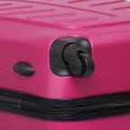 Travelite Robusto 4-Rad Trolley 77cm  Pink, Farbe: rosa/pink, Marke: Travelite, Abmessungen in cm: 50.0x77.0x31.0, Bild 5 von 5