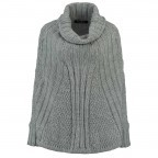 RINO & PELLE Poncho-Pulli Bobbi Grey Gr.S, Farbe: grau, Manufacturer: Rino & Pelle, Image 1 of 2