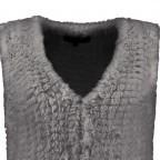 RINO & PELLE Weste Leoda Grey Gr.42, Farbe: grau, Manufacturer: Rino & Pelle, Image 2 of 2