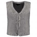 RINO & PELLE Weste Leoda Grey Gr.40, Farbe: grau, Manufacturer: Rino & Pelle, Image 1 of 2
