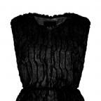 RINO & PELLE Weste Pancho Black Gr.42, Farbe: schwarz, Marke: Rino & Pelle, Bild 2 von 2