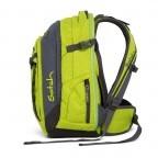 Satch Match Rucksack Ginger Lime, Farbe: grün/oliv, Marke: Satch, EAN: 4057081005208, Bild 3 von 7