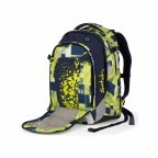 Satch Match Rucksack Sunny Fitty, Farbe: gelb, Manufacturer: Satch, EAN: 4260389762203, Image 2 of 5