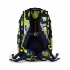 Satch Match Rucksack Sunny Fitty, Farbe: gelb, Manufacturer: Satch, EAN: 4260389762203, Image 5 of 5