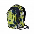 Satch Match Rucksack Sunny Fitty, Farbe: gelb, Manufacturer: Satch, EAN: 4260389762203, Image 3 of 5
