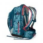 Satch Match Rucksack Petrol Triangle, Farbe: blau/petrol, Manufacturer: Satch, EAN: 4057081005222, Image 5 of 6