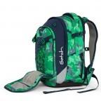 Satch Match Rucksack Camouflage Grün, Marke: Satch, EAN: 4057081005239, Bild 2 von 7