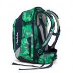 Satch Match Rucksack Camouflage Grün, Marke: Satch, EAN: 4057081005239, Bild 5 von 7