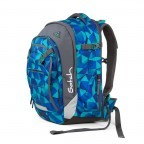 Satch Match Rucksack Mint Crush, Manufacturer: Satch, EAN: 4260389762210, Image 2 of 4
