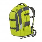 Satch Pack Rucksack Ginger Lime, Manufacturer: Satch, EAN: 4057081005147, Dimensions (cm): 30.0x45.0x22.0, Image 2 of 7