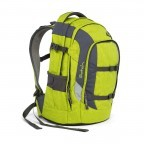 Satch Pack Rucksack Ginger Lime, Manufacturer: Satch, EAN: 4057081005147, Dimensions (cm): 30.0x45.0x22.0, Image 7 of 7
